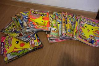 Revistas Pokemon Evolution- Oficiais Frete Gratis