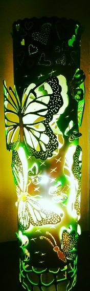 Lumine Lustres De Pvc Em 3d