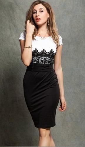 Vestido Elegante Compromiso Celebrity Talla S Nuevo En Stock