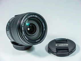 Objetiva Canon Ef-s 15-85mm F 3.5-5.6 Is Usm