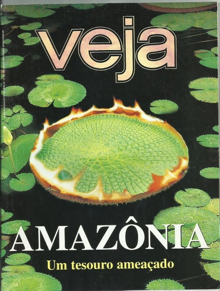 372 Revista 1997- Rvt- Veja 1527- 24 Dez Amazônia Um Tesouro