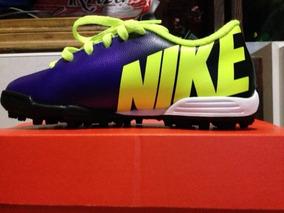 Nike Junior Mercurial Vortex Tf Zapatos De Fútbol 11,5 Origi
