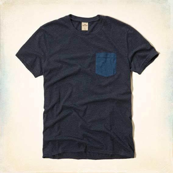Camisa Hollister Buena Park - Pronta Entrega - Original