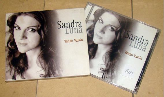 Sandra Luna Tango Varon Cd En Excelente Estado