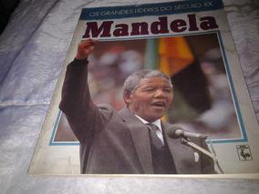 Livro Grandes Lideres Do Seculo 20 Nelson Mandela Frete Grat