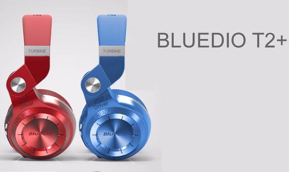 Headphone Bluetooth Bluedio T2+ Hurricane Frete Grátis