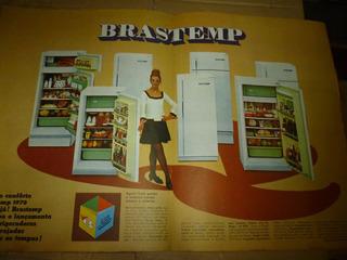 Publicações Antigas Propaganda Da Brastemp