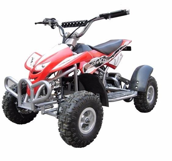 Super Mini Quadriciclo Elétrico 350w C/ Nf Dsr Exposição