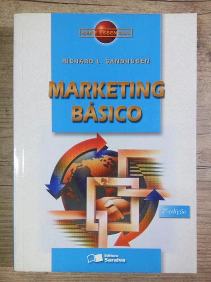 Marketing Básico Sandhusen 2003
