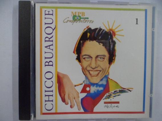 Cd Nacional - Chico Buarque - Mpb Compositores Frete 10,00
