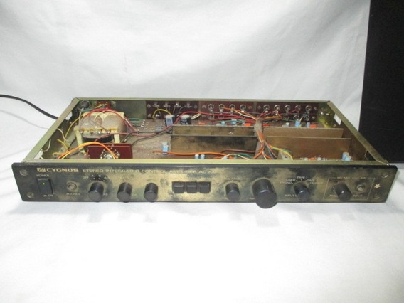 Cygnus Amplificador Ac200