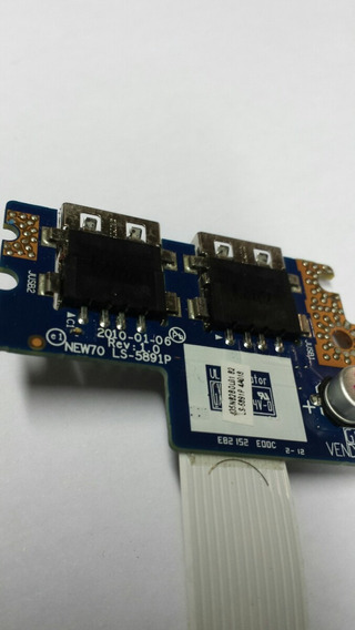 Placa Usb Notebook Acer Aspire 5741z-4421