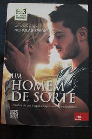 Livro: Um Homem De Sorte - Nicholas Sparks R$ 13,00