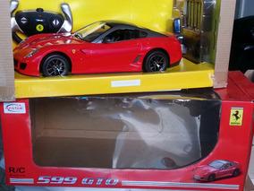 Ferrari 599 Gto Carro Controle Remoto