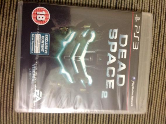 Ps3 - Dead Space 2 - Lacrado