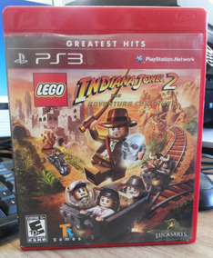 Jogo Lego Indiana Jones 2 Play 3 (original)