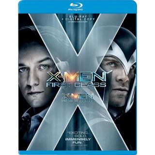 Blu Ray X- Men First Class - Nuevo En Pilar