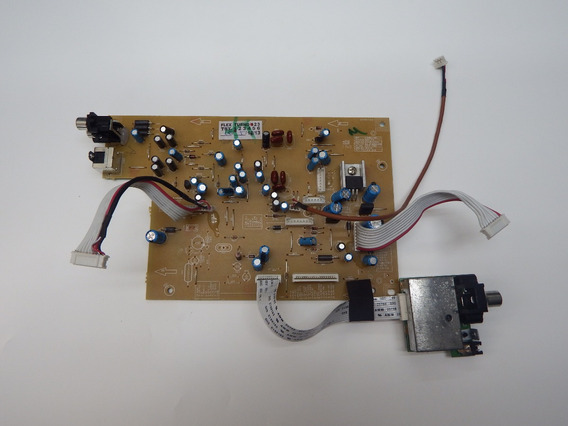 Philips Mini System Fwm663x/78 Main Pcb P/n:48-01fm66300120