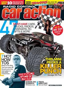 Revistas Rc Car Action 36 Exemplares 11/12/13 Automodelismo