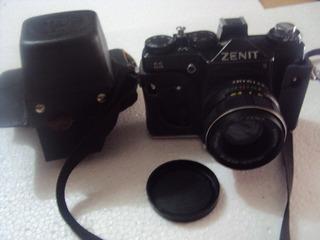 Maquina Fotográfica Zenit 11 No Estado De Nova Nunca Usada