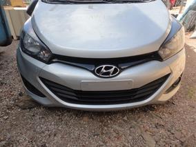 Sucata Hyundai Hb20s 2014 Retirada De Peças
