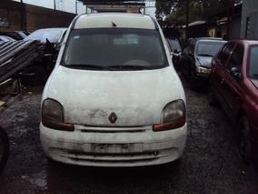Renault Kangoo Sucata Motor Porta Capo Suspensão Direção