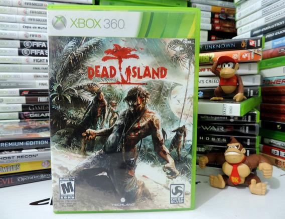 Dead Island -para Xbox 360 Original