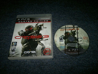 Crysis 3 Hunter Edition Para Play Station 3,excelente Titulo