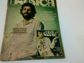Revista Música Nº15 Elvis - Ivan Lins.raridade 1977