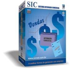 Sistema Integrado Comercial Sic Frete Grátis