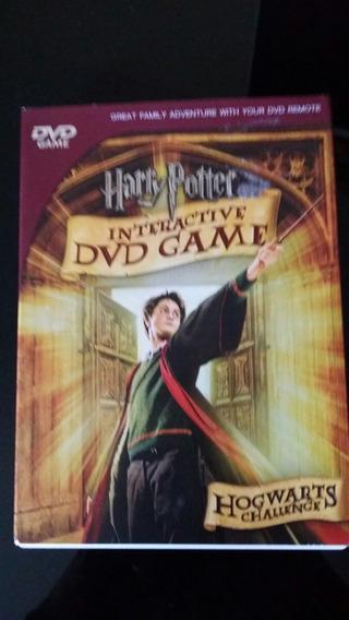 Harry Potter Interactive Dvd Vídeo Game Filme Interativo