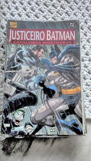 Hq Justiceiro X Batman - Cavaleiros Mortíferos 1996