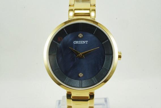 Relógio De Pulso Fgss0049 Orient - O Menor Preço Do Ml!!