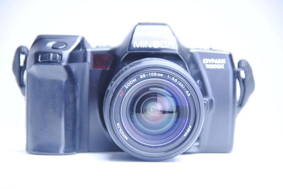 Câmera Fotográfica Minolta Dinax 7000i - Japan - Top Rexsom