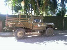 Kaiser Jeep M715 Militar Americano M-715 Willis 4x4