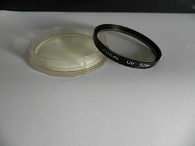 Kit De Filtros Focal 52 Mm Para Nikon, Pentax, Canon, Sony