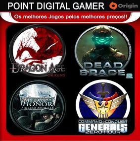Dead Space 2 + 3 Jogos Épicos - Origin Pc