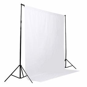 Tecido Fundo Infinito 3x6mt Estudio Fotografico Branco