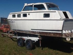 Embarcacion Gran Barco Muy Barato Rebajado X Esta Semana