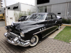 Buick 1952 Placa Preta-fauze