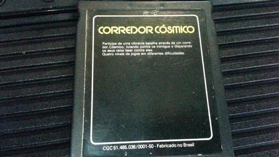 Cartucho Atari Corredor Cósmico Envio Cr
