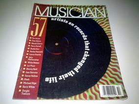 Revista Musician (usa) Edição De Outubro 1994. N°192