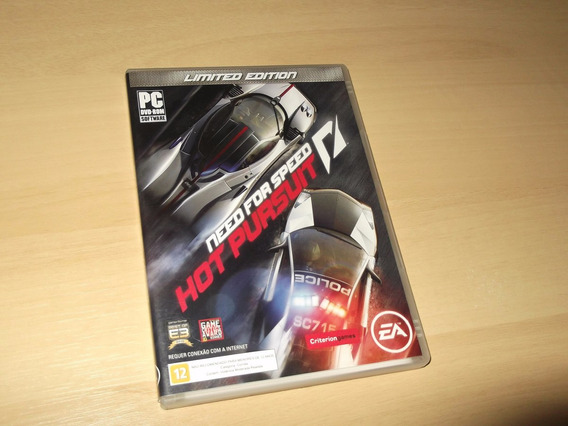 Pc - Need For Speed Hot Pursuit Edição Limitada