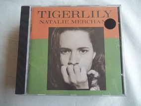 *cd - Natalie Merchan - Tigerlily - Rock Pop Internacional