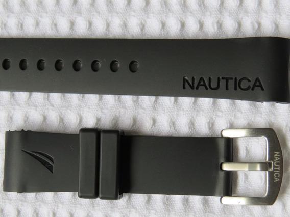 Pulseira Relogio Nautica 22mm Frete Grátis