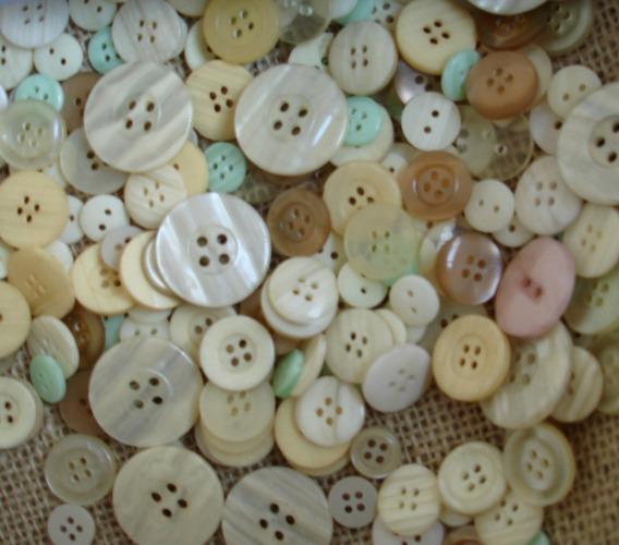 Tecido Juta Kit Artesanato, Artesanato Feltro Com Botões
