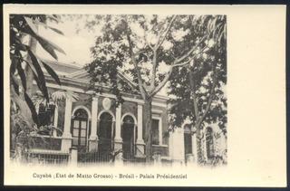 Palácio Presidencial- Cuiabá - Mato Grosso - 12011510