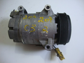 Compressor Do Arcondicionado Do 206 207 C3 1.4=571