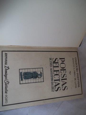 Livro - Poesias Selectas - Literatura Estrangeira