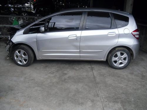 Peças Honda Fit Lx 1.4 Flex 16v 5p Mec. 2012 - Sucata